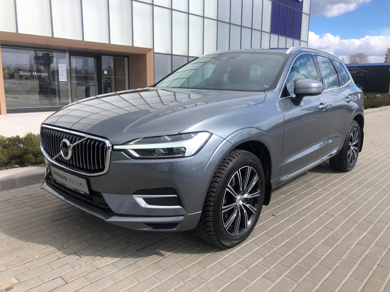 2018 Volvo XC60 Inscription D4 2.0 Дизель Автоматична | Volvo Selekt